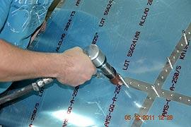ремонт легкомоторних літаків