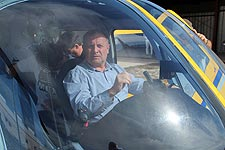 легкомоторный вертолет