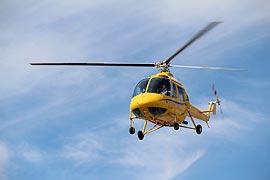 ремонт легких вертолетов