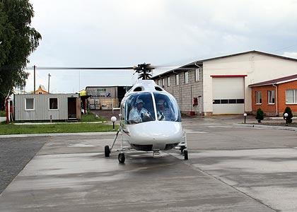 Льотні випробування HUMMINGBIRD 300LS