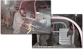 сборка самолета RV-10