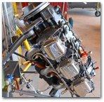 Презентация нового двигателя IO-540
