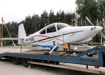 Финальный этап сборки самолета RV-10