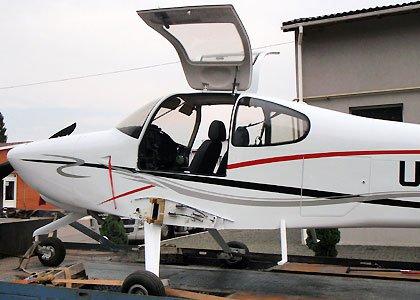 кіт-набір літака RV-10