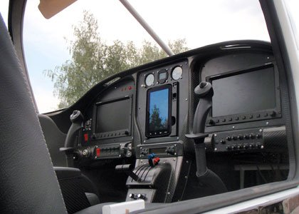 випробування літака RV-10