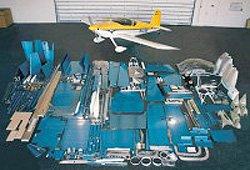 Комплекты самолетов RV