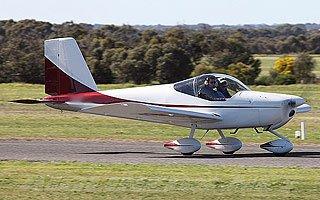 R\/-12 - двомісний літак