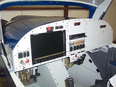 Glass Panel RV-12