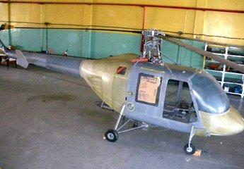 Кит набор вертолета